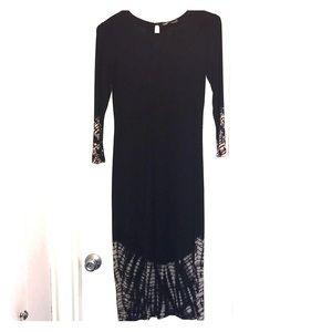 Gypsy 05, black dress. XS.  Never worn with tag.